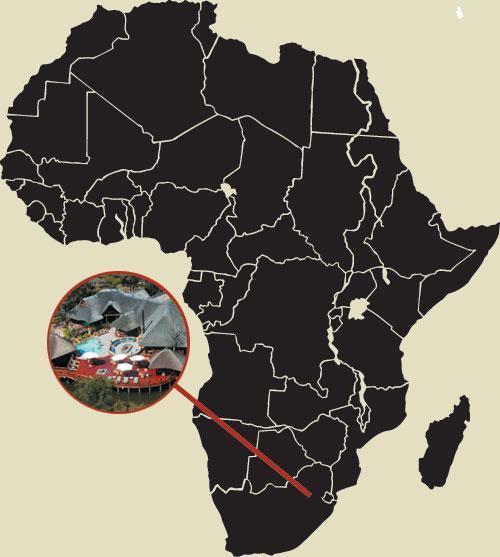 Om Matswani Sydafrika Matswani Safaris